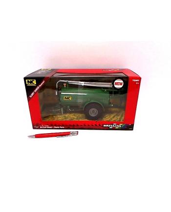 TOMY Britains przyczepa asenizacyjna zielona 43253