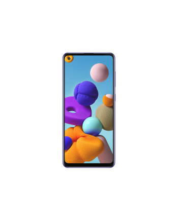 Samsung SM-A217F Galaxy A21s Dual Sim 3+32GB blue DE