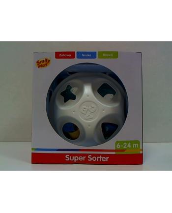 anek - smily play Super sorter niebieski SmilyPlay SP83099 30991.