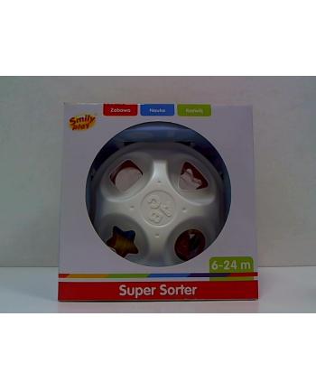 anek - smily play Super sorter różowy SmilyPlay SP83100 31004.