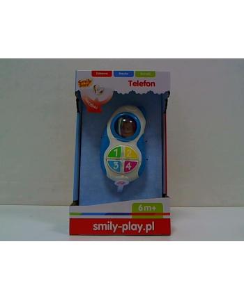 anek - smily play Telefon niebieski SmilyPlay SP83122 31226.