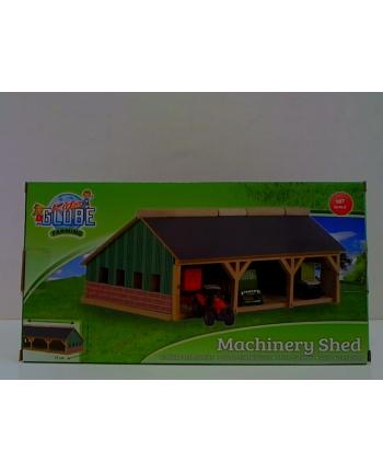 hipo-farma Garaż dla trzech traktorów 610491 45163.