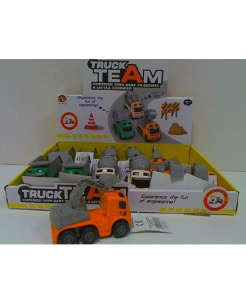 madej Pojazd budowlany 12szt/disp 001808 53574.