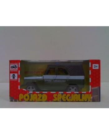 pisarek Auto Straż Graniczna polski napis 818-1YGWL 24722.