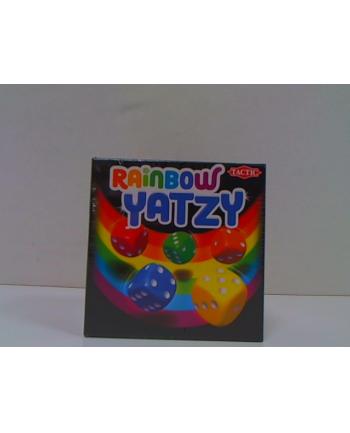 tactic Gra Rainbow Yatzy / Gra w kości 55869 58691.