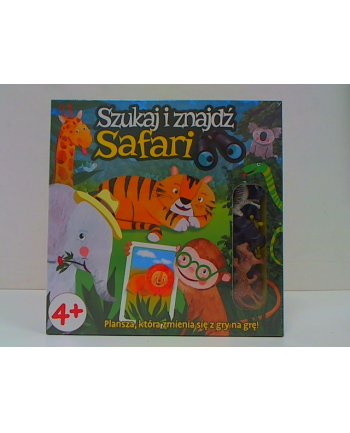 tactic Gra Safari - Szukaj i znajdź 56399 63992.