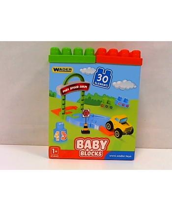 WADER Baby Blocks 30szt 41440.