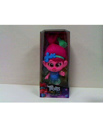 hasbro TRS TROLLS lalka duża Toddler Poppy E6715