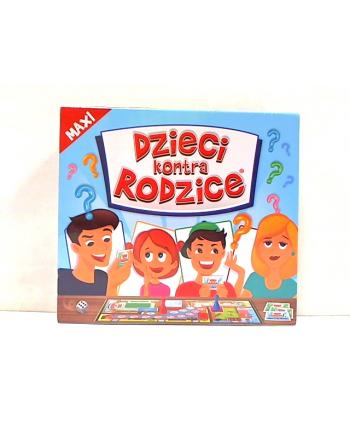 kangur - gry Dzieci kontra rodzice gra wersja maxi 71526