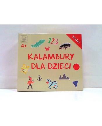 kangur - gry Gra Kalambury dla dzieci wersja maxi 71991