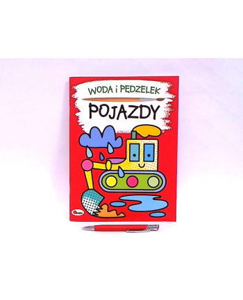 morex Woda i pędzelek Pojazdy 58.11