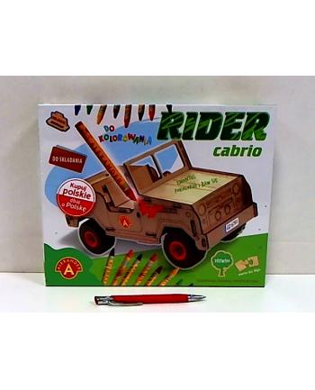 alexander Składaki Drewniaki-Rider Cabrio 2457 24579