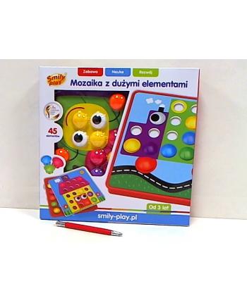 anek - smily play Układanka guziczkowa mozai.SmilyPlay SP82925 29254