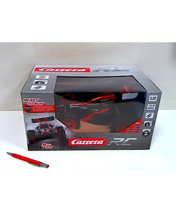 CARRERA auto RC 2,4 GHz RaceBuggy red 370160012