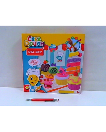 galeria CREA DOUGH cake shop masa plast 239-17