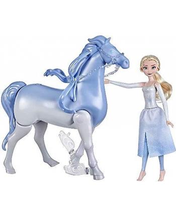 hasbro FROZEN 2 Elsa+koń Nokk pływa i chodzi E6716 /2