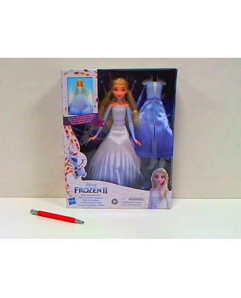 hasbro FROZEN 2 lalka Magiczna przemiana Elsy E9420 /4