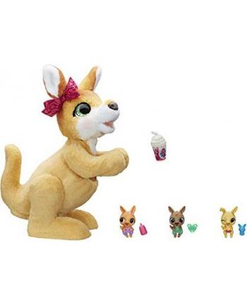 hasbro FURREAL Mama Josie interaktywny kangur E6724 /2