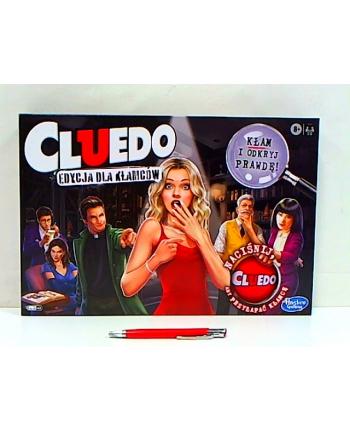 hasbro Gra CLUEDO Edycja dla kłamców E9779 /6