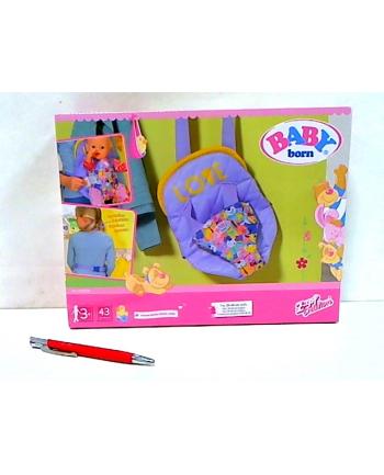 mga std BABY BORN nosiedełko dla lalki 828038
