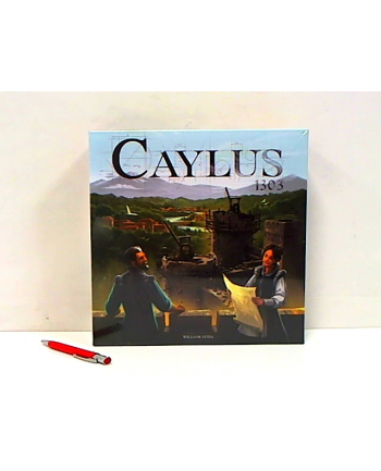 Rebel.Gra Caylus 1303 edycja polska 71631
