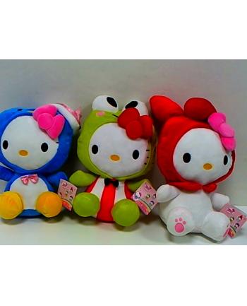 simba Hello Kitty maskotki pluszowe 30cm 3rodz 928-1006