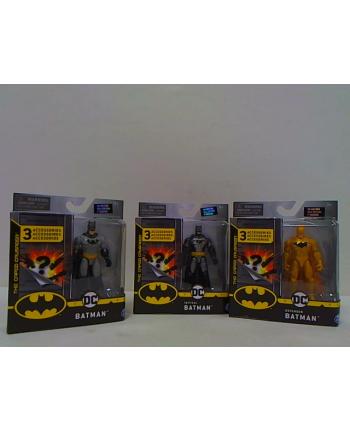 spin master SPIN Batman figurka 4''mix Batman,Joker,Rob.6055946