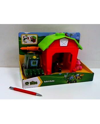 TOMY John Deere Zbuduj mini farmę 47210