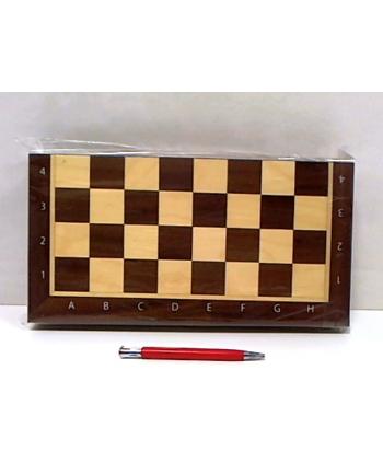 magiera Szachy fornierowane 35 cm 30261