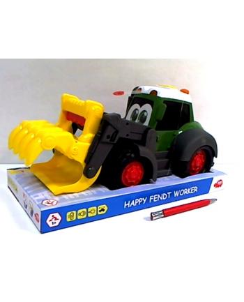simba Dickie Happy Fendt traktor leśny św/dźw 381-5010