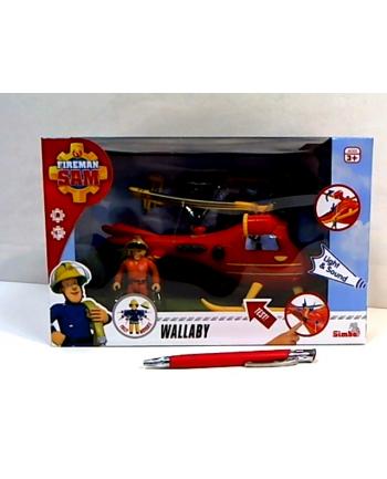 simba Strażak Sam helikopter ratowniczy+figurka 925-1087