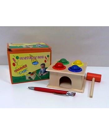 topgifts Zabawka z młotkiem drewno TG50055 32450
