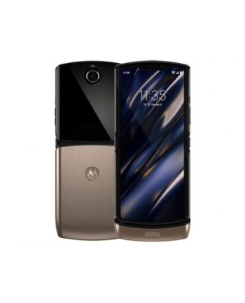 Motorola 6,2'' RAZR XT2000-2 6GB 128GB Gold EU / eSIM, Android 9.0 (Pie) (Faktura VAT 23%)
