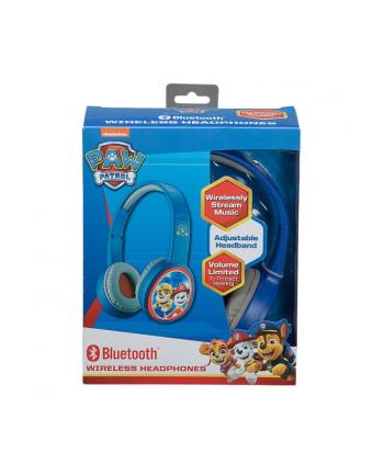 Słuchawki Bluetooth dla dzieci Psi Patrol PW-B36VM eKids