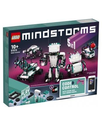 LEGO 51515 Mindstorms Wynalazca robotów 5w1