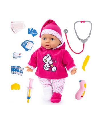 Bayer Lalka Doktor Baby 38cm 93841AA