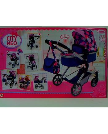 Bayer Wózek dla lalki City Neo 18169AA