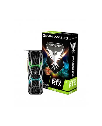 gainward Karta graficzna GeForce RTX 3090 Phoenix GS 24G GDDR6X 384bit HDMI/3DP