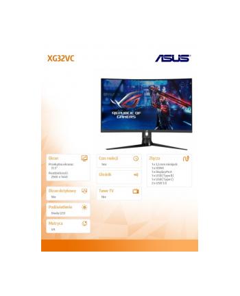 asus Monitor ROG Strix 31.5 cala XG32VC