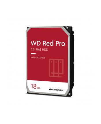 western digital WD Red Pro 18TB 6Gb/s SATA 512MB Cache Internal 3.5inch HDD bulk