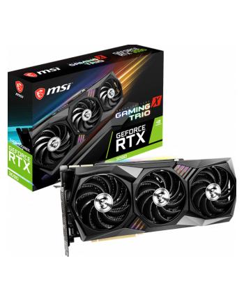 MSI Nvidia GeForce RTX 3090 GAMING X TRIO 24GB GDDR6X 1xHDMI 3xDP