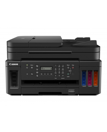 Canon PIXMA G7050, multifunction printer(black, USB, WLAN, LAN, scan, copy, fax)
