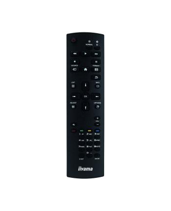 iiyama LH4342UHS-B1 - 43 - Public Display(black, UltraHD / 4K, System Android, IPS)
