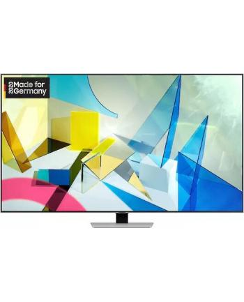 Samsung GQ-49Q84T - 49 - QLED TV(silver, UltraHD / 4K, Twin Triple Tuner, HDR)