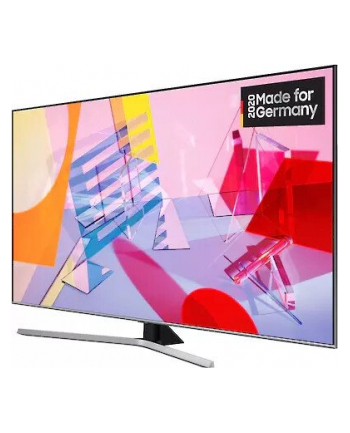Samsung GQ-65Q64T - 65 - QLED TV(dark grey, UltraHD / 4K, triple tuner, SmartTV)