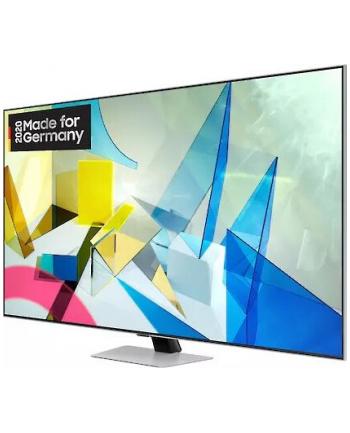 Samsung GQ-65Q84T, QLED TV(silver, UltraHD / 4K, Twin Triple Tuner, HDR)