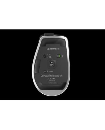 3DConnexion CadMouse Pro Wireless Left, Maus(black)