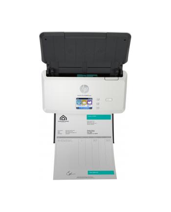 HP ScanJet Pro N4000 snw1, feeder scanner(gray, USB, LAN, WLAN, Wi-Fi direct)