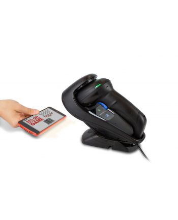 Datalogic Gryphon I GD4520, 2D, USB, Kit black