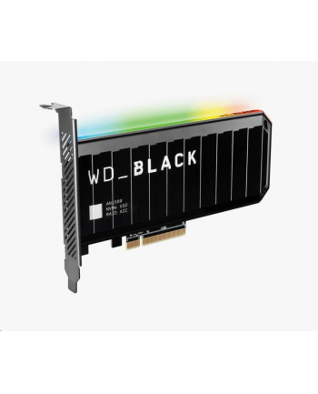 western digital WD Black 4TB AN1500 NVMe SSD Add-In-Card PCIe Gen3 x8